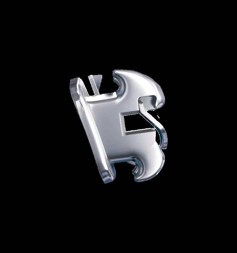 Брекети In-Ovation R бік