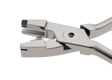 Endura Plus щипці для вигину зворотної петлі різної висоти 204-328