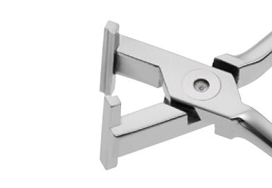 Інструмент Endura Plus щипці для вигинів з кроком 3/4 мм 204-330