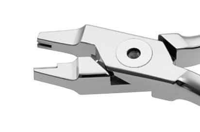 Інструмент Endura Plus щипці обжимні для закріплення силових гачків 204-332