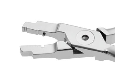 Інструмент Endura Plus щипці Utility для точного формування дуг 204-334