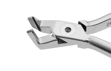 Інструмент Endura Plus кусачки малі дистальні з утримувачем 204-338