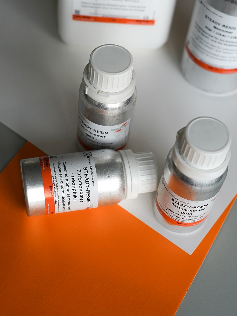 Пластмаси STEADY RESIN S, полімер