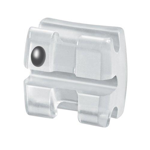NeoLucent ® Plus ™ Низькопрофільна керамічна брекет-система